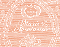Memoirs of Marie Antoinette Book Cover