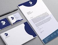 Stationery Design for ABZ e.V.