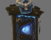 Concept fantasy door