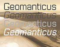 Geomanticus Font family