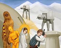 Star Wars in Manuscript