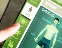Zummon Health iPad app