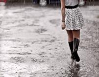 Slowly Raining