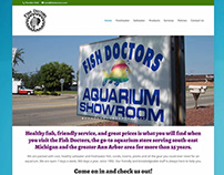 Fish Doctors Website 2018