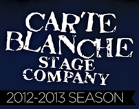 Carte Blanche 2012-2013 Season