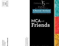Milwaukee Choral Artists 2012-2013 Season
