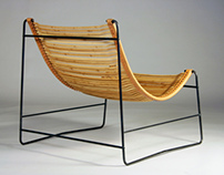 Bamboo Sling Chair