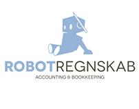 ROBOT REGNSKAB brand