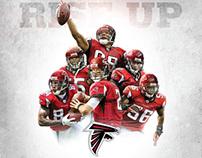 Atlanta Falcons MARTA Takeover
