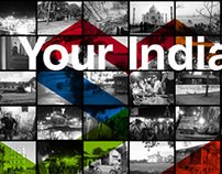 Your India Poster