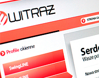 Witraz website