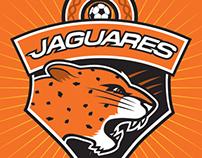 Jaguares de Chiapas Logo ReDesign