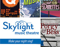 Skylight Music Theater Season Brochure