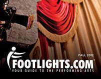 Footlights :: Milwaukee Issue #1