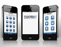 Ciakpoint - Mobile App UI-UX Design
