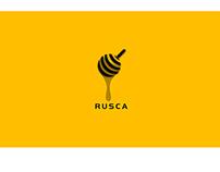 Rusca honey Branding
