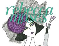 Rebecca Moses Illustration Portfolio
