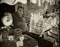 Ortigia's market
