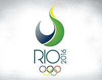 Ócna logotipo