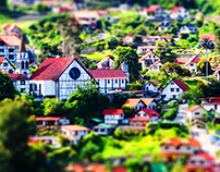 Tilt Shift Experimentation