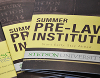 Stetson Summer Pre Law Institute