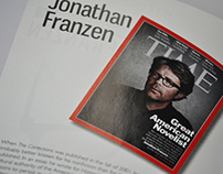 Jonathan Franzen Lecture Package
