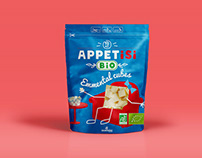 APPETISI • packaging pour Granarolo