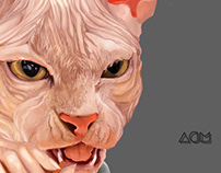 Sphynx - Catpunk