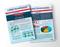 Brochure Design for upwork client