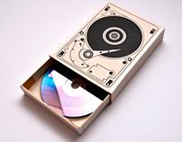 HDD Box Design