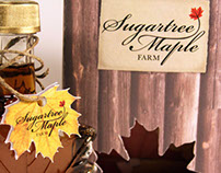Maple Syrup Package Design