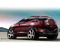 Alfa Romeo - SUV concept