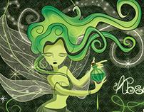 green faerie - absenta