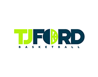 TJ Ford Basketball Rebrand