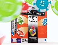 Trivial Pursuit - Aposta & Ganha