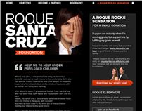 Roque Santa Cruz Foundation Website