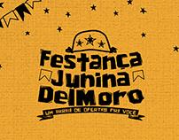 Ilustras Festança Junina DelMoro
