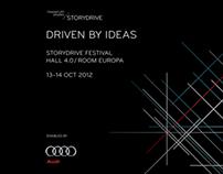 Storydrive - Frankfurt Bookfair