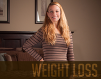 Weight Loss Success - Video Production