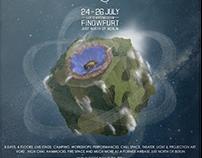 Poster Artwork Serendubity Festival 2015