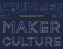 Maker Culture poster