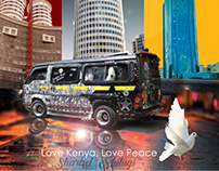 Love Kenya, Love Peace