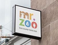 Mr. Zoo Branding