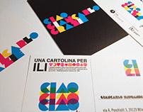 Postcards for Giancarlo Iliprandi