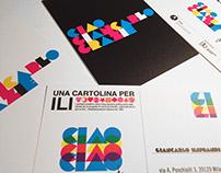 Postcards for Giancarlo Iliprandi