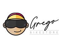 GREGO Bike Store | Branding