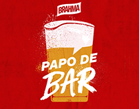 Animation - Brahma Papo de Bar