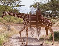 Batik X Giraffe