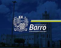 Brasão e Logotipo de Barro - Ceará
